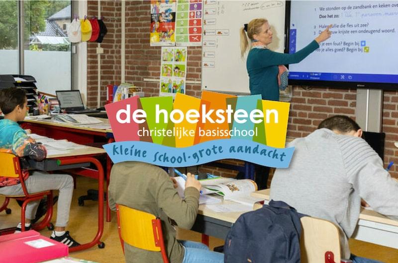 Referentie Basisschool de Hoeksteen