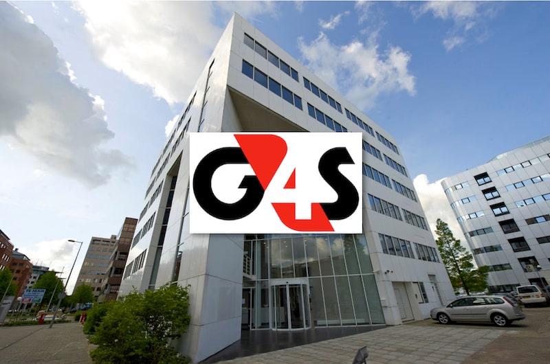 Referentie G4S