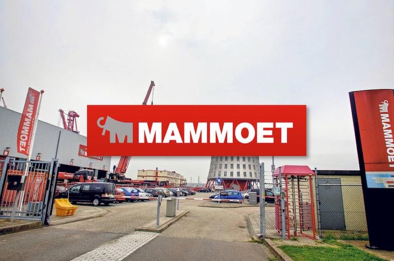 Referentie Mammoet Rotterdam